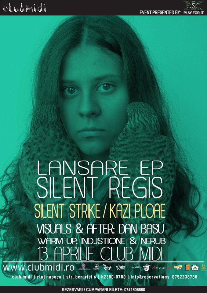 Silent Strike & Kazi Ploae @ Club Midi