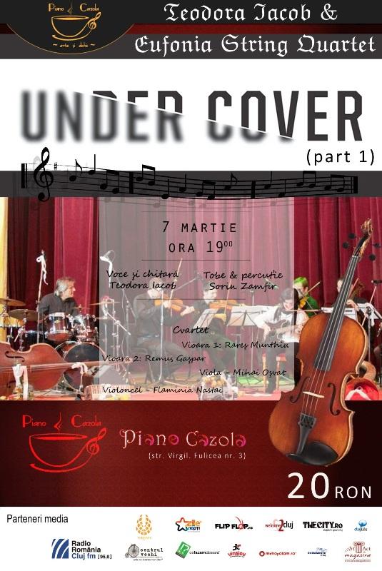 Under Cover @ Piano Cazola