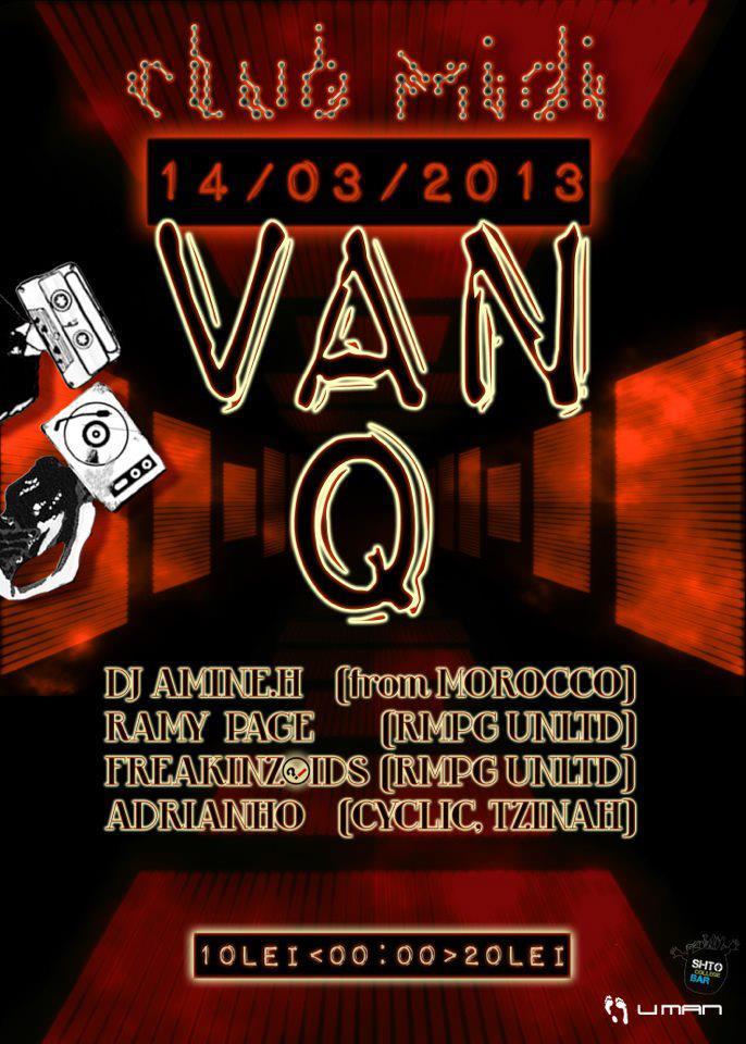 Van Q @ Club Midi
