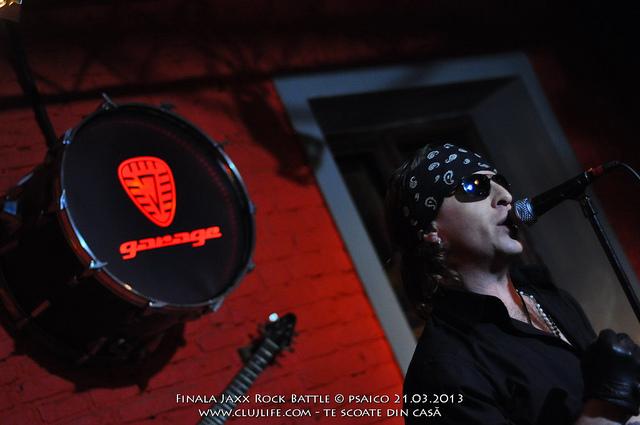 Poze: Finala Jaxx Rock Battle