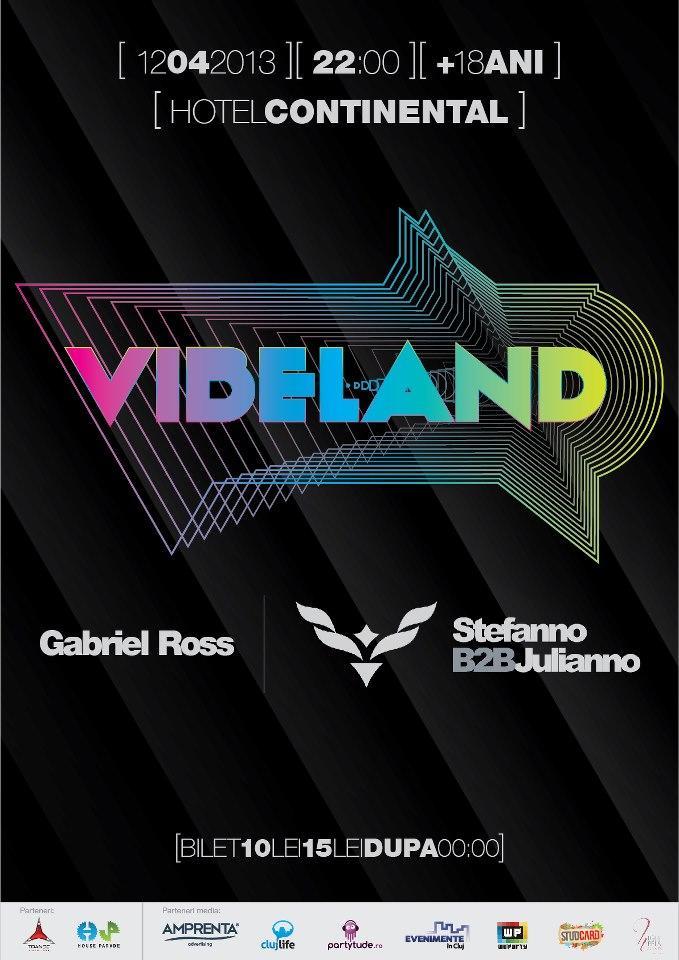 VibeLand @ Hotel Continental