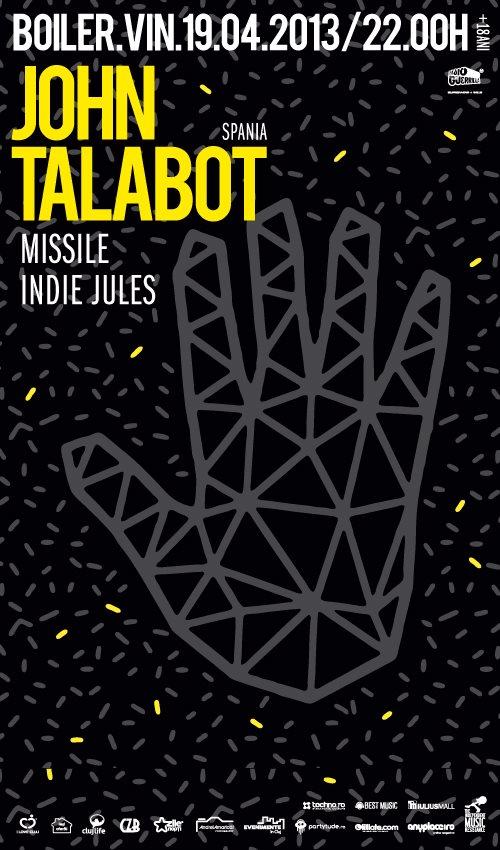John Talabot @ Boiler Club