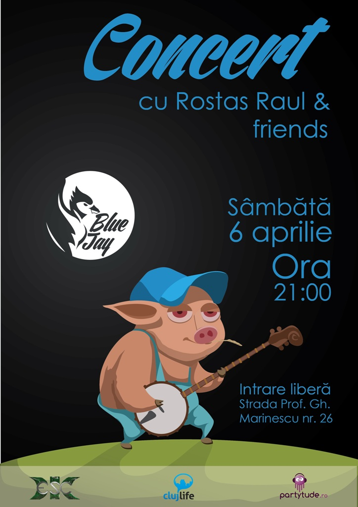 Acoustic Saturday @ Blue Jay Cafe
