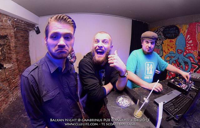 Poze: Balkan Night @ Gambrinus Pub