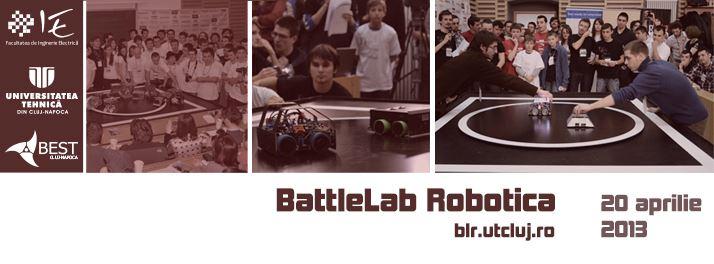 BattleLab Robotica