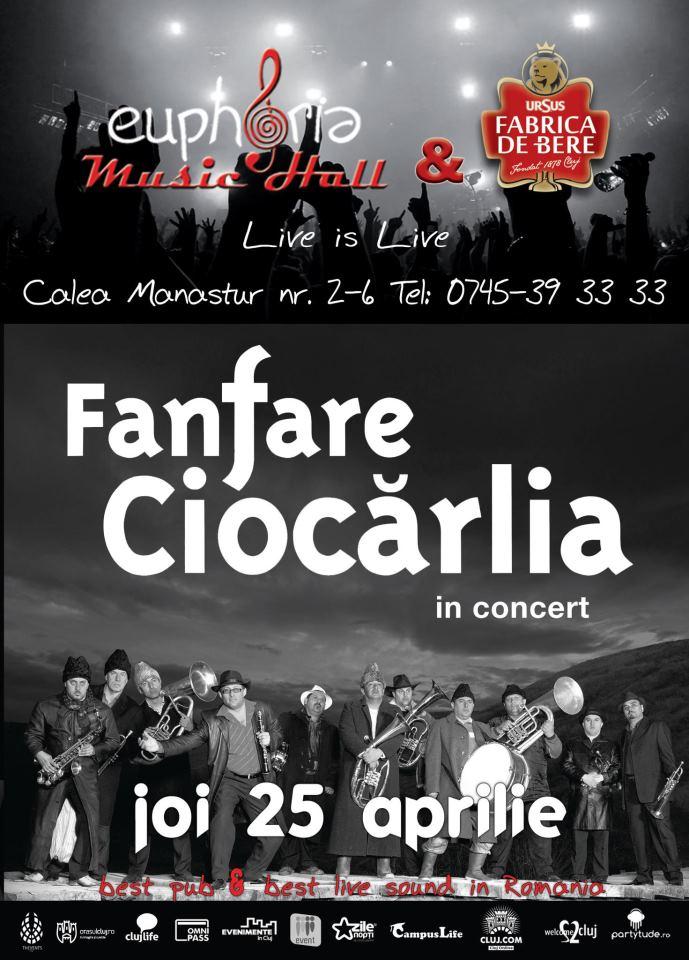 Fanfare Ciocarlia @ Euphoria Music Hall
