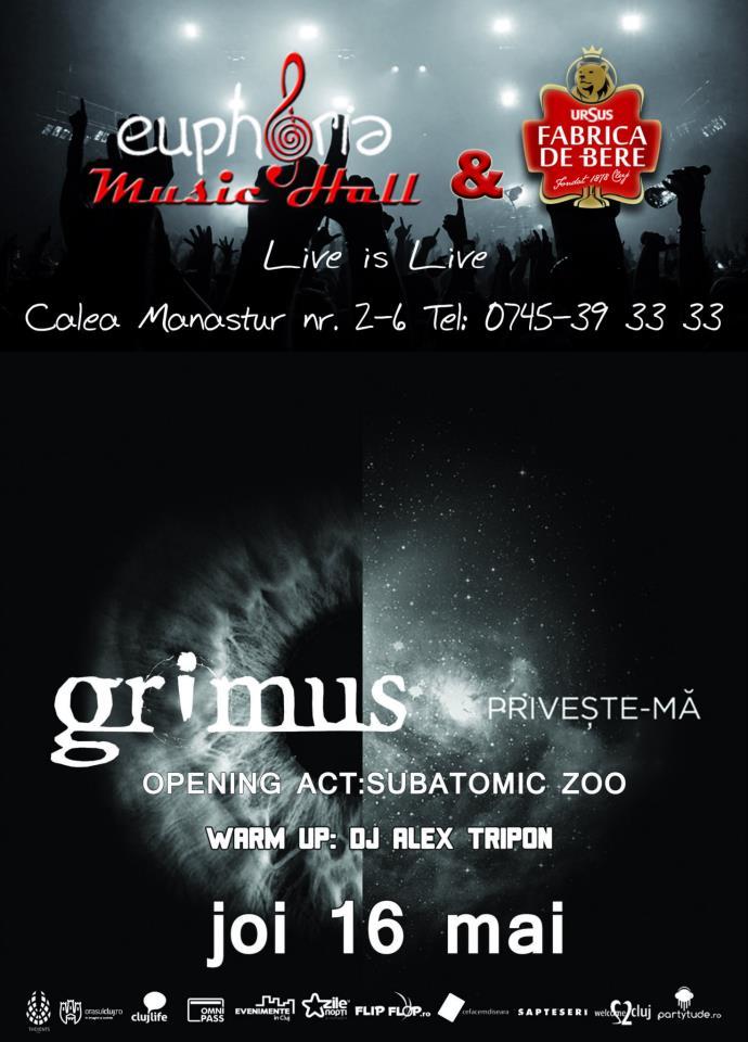 Grimus @ Euphoria Music Hall