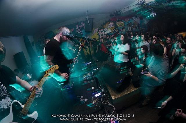 Poze: Kokomo @ Gambrinus Pub
