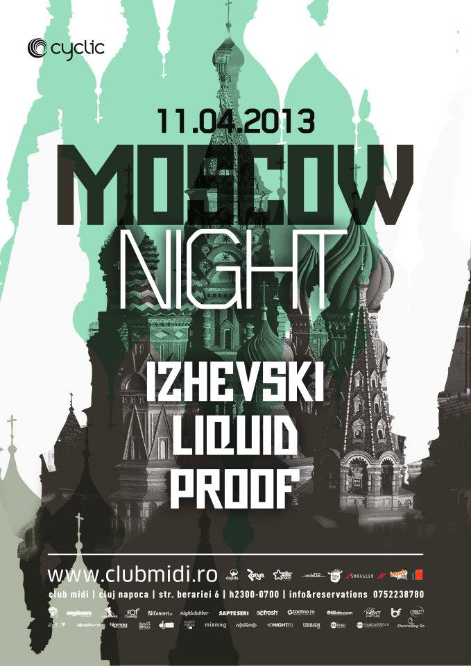 Moscow Night @ Club Midi