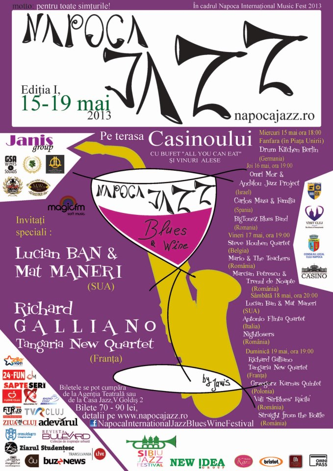Napoca Jazz Festival 2013
