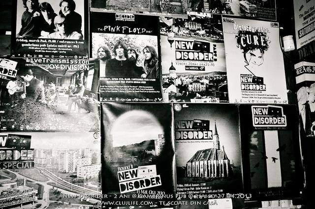 Poze: New Disorder – 2 ani @ Gambrinus Pub