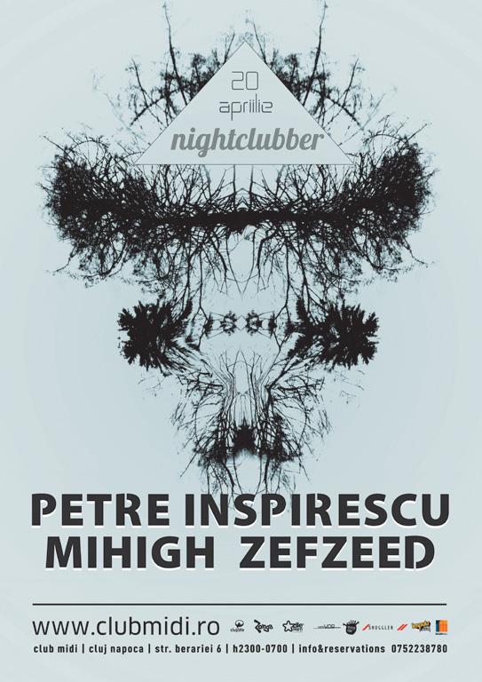 Petre Inspirescu @ Club Midi