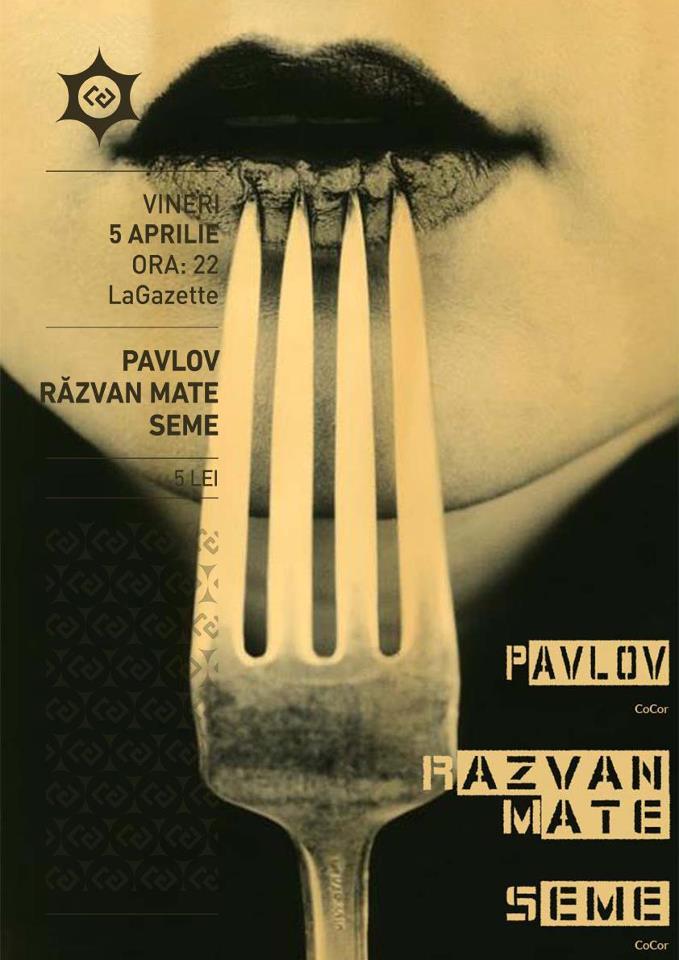 Pavlov / Razvan Mate / Seme
