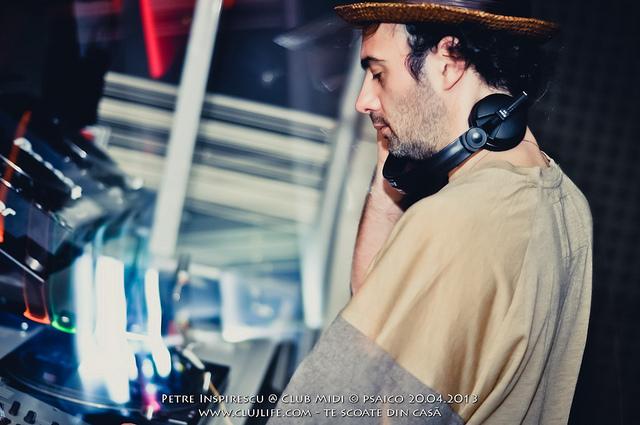 Poze: Petre Inspirescu @ Club Midi