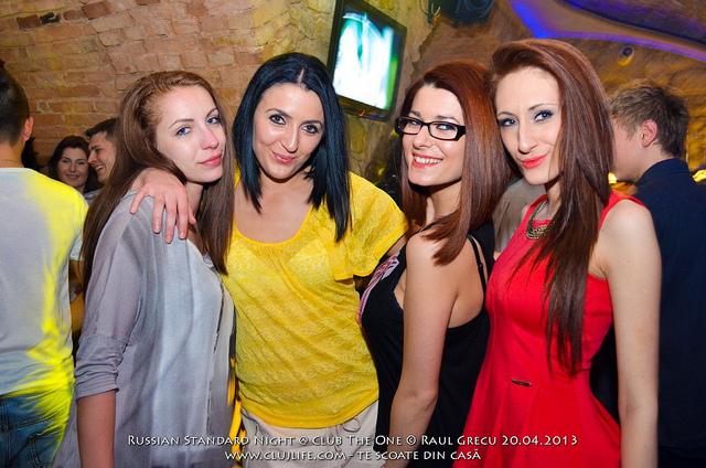 Poze: Russian Standard Night @ Club The One