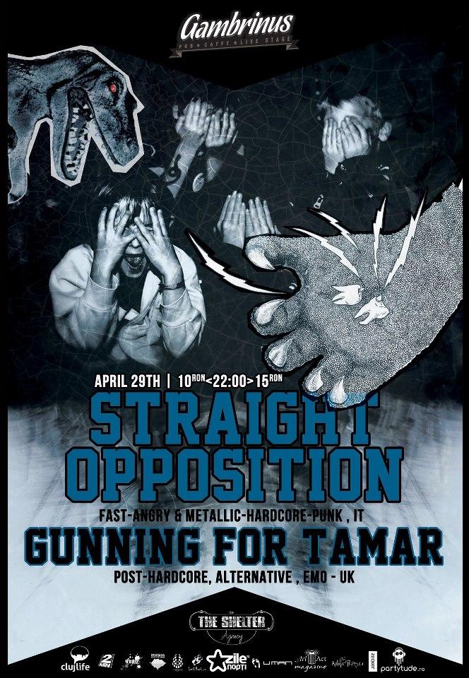 Straight Opposition @ Gambrinus Pub
