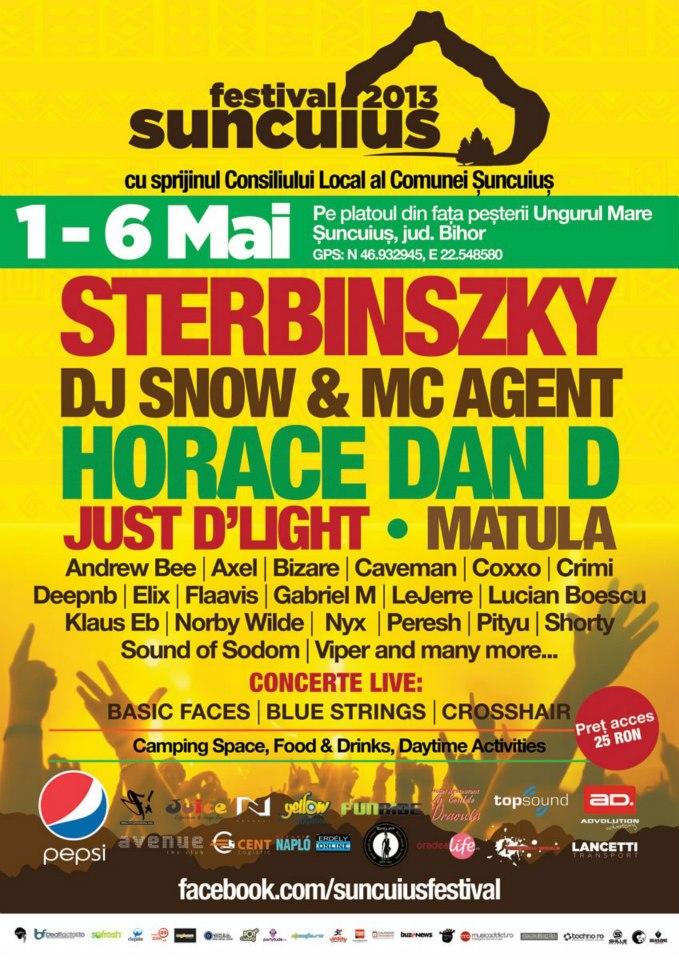 Suncuius Festival 2013