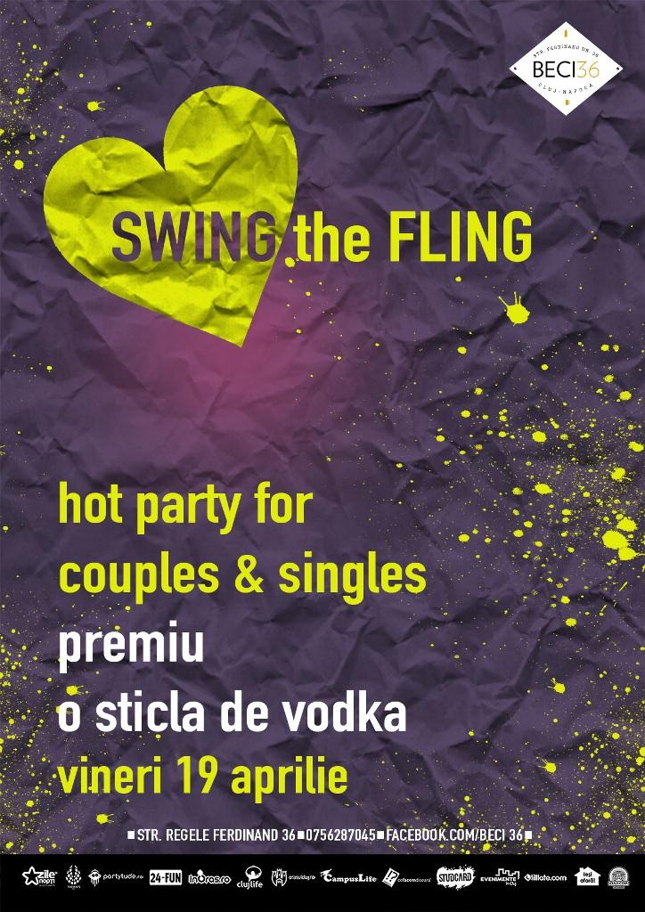Swing the fling @ Beci 36