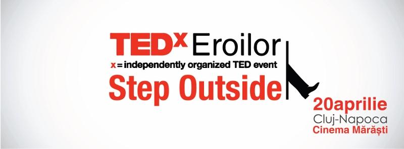 TEDxEroilor @ Cinema Mărăști