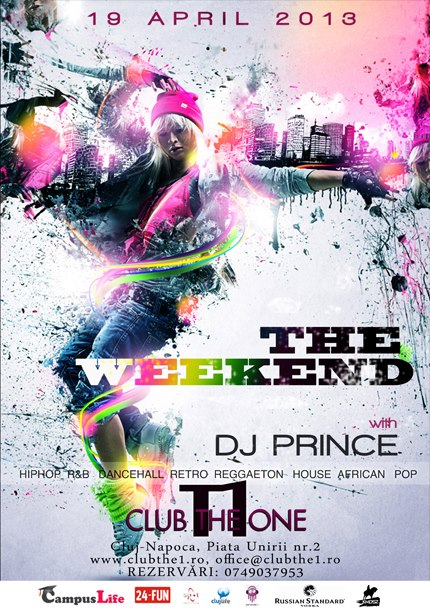 The Weekend @ Club The One
