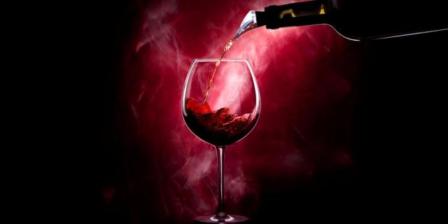 Servirea unui vin