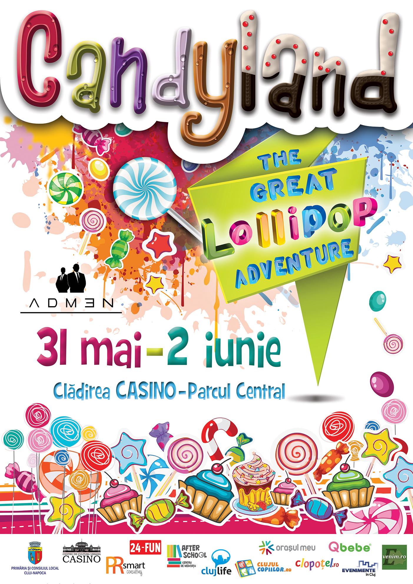 Candyland @ Cladirea Casino