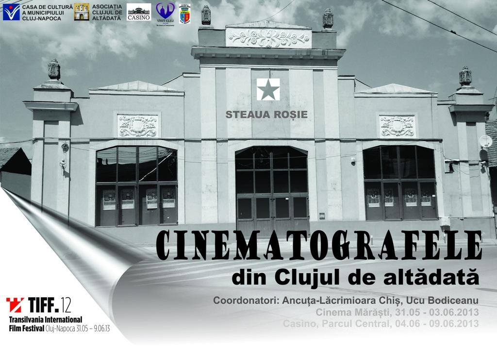 Cinematografele din Clujul de altadata