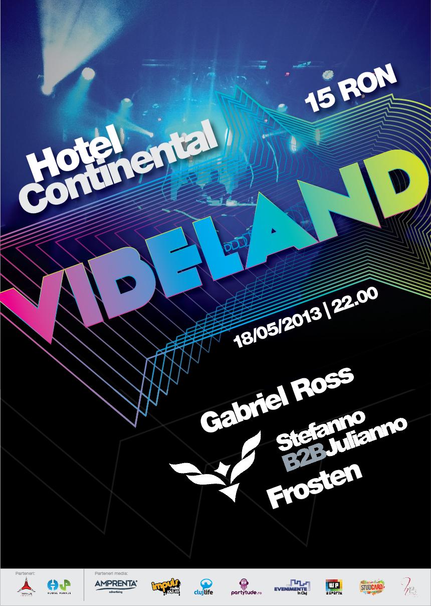 VibeLand #2 @ Hotel Continental