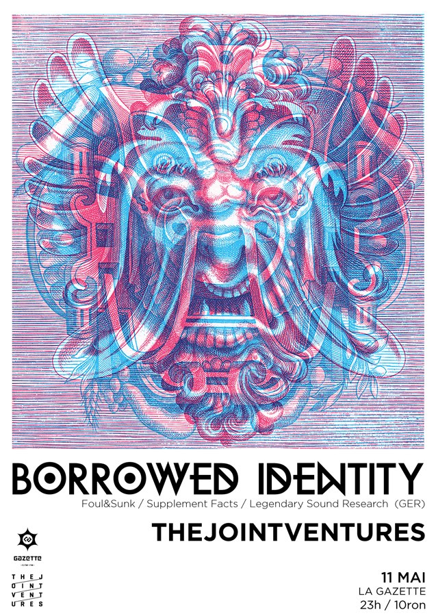Borrowed Identity @ La Gazette