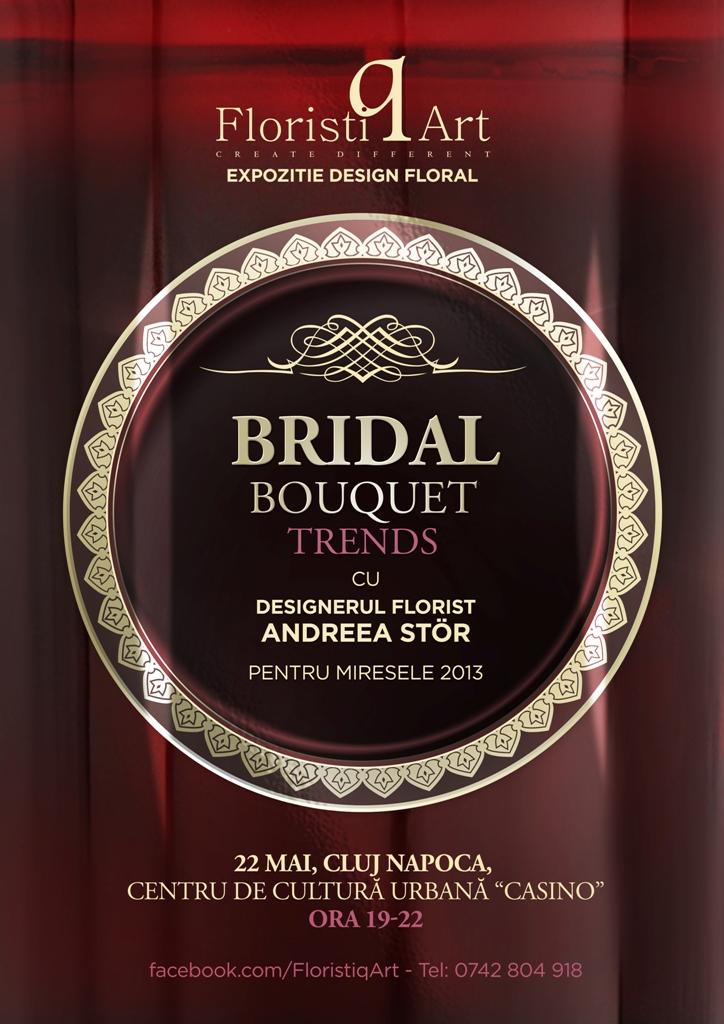Bridal Bouquet Trends @ Cladirea Casino