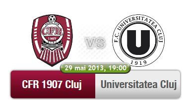 CFR Cluj – U Cluj