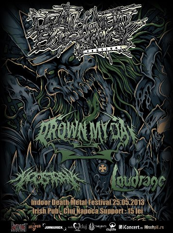 Death Metal Supremacy Festival @ Irish & Music Pub
