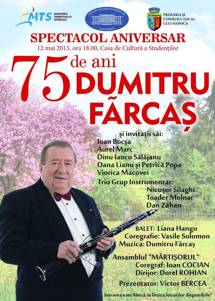 Dumitru Farcas @ Casa de Cultura a Studentilor