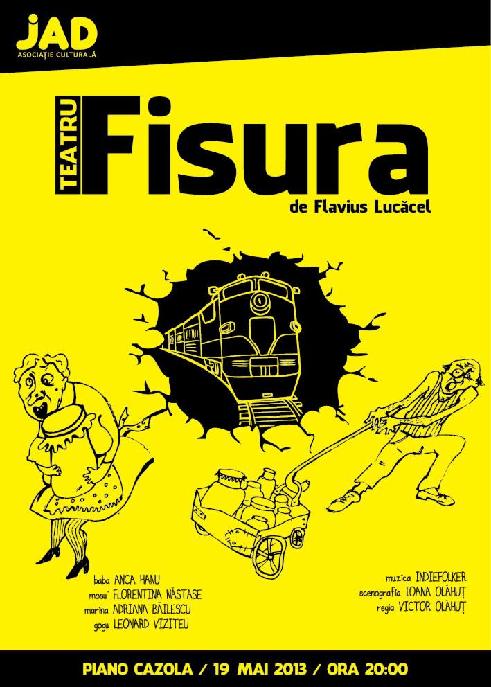 Fisura @ Piano Cazola
