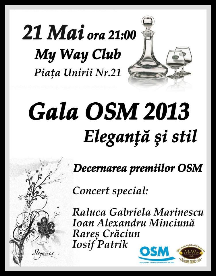 Gala OSM @ Club My Way