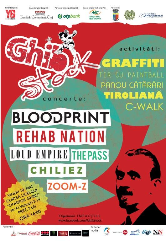 Ghibstock 2013