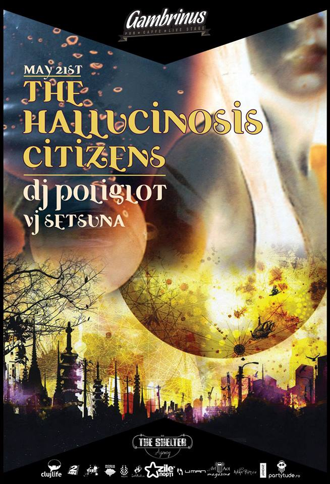 The Hallucinosis Citizens @ Gambrinus Pub