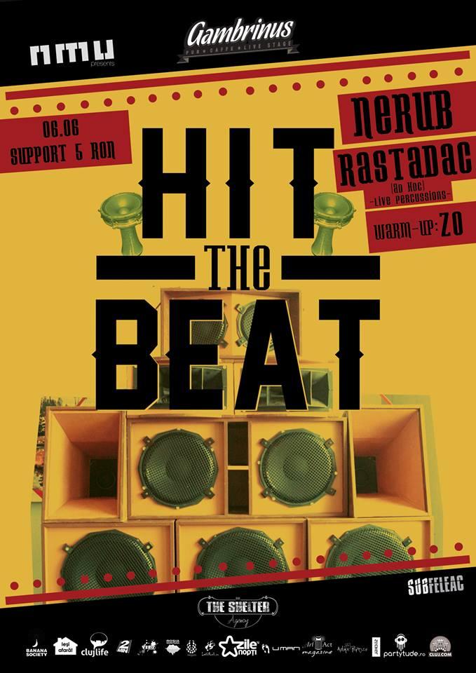 Hit the beat @ Gambrinus Pub