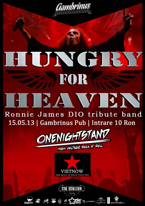 Hungry for heaven @ Gambrinus Pub