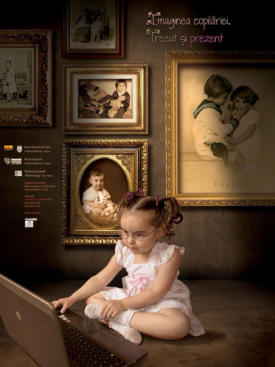 Imaginea Copilăriei – Trecut şi prezent