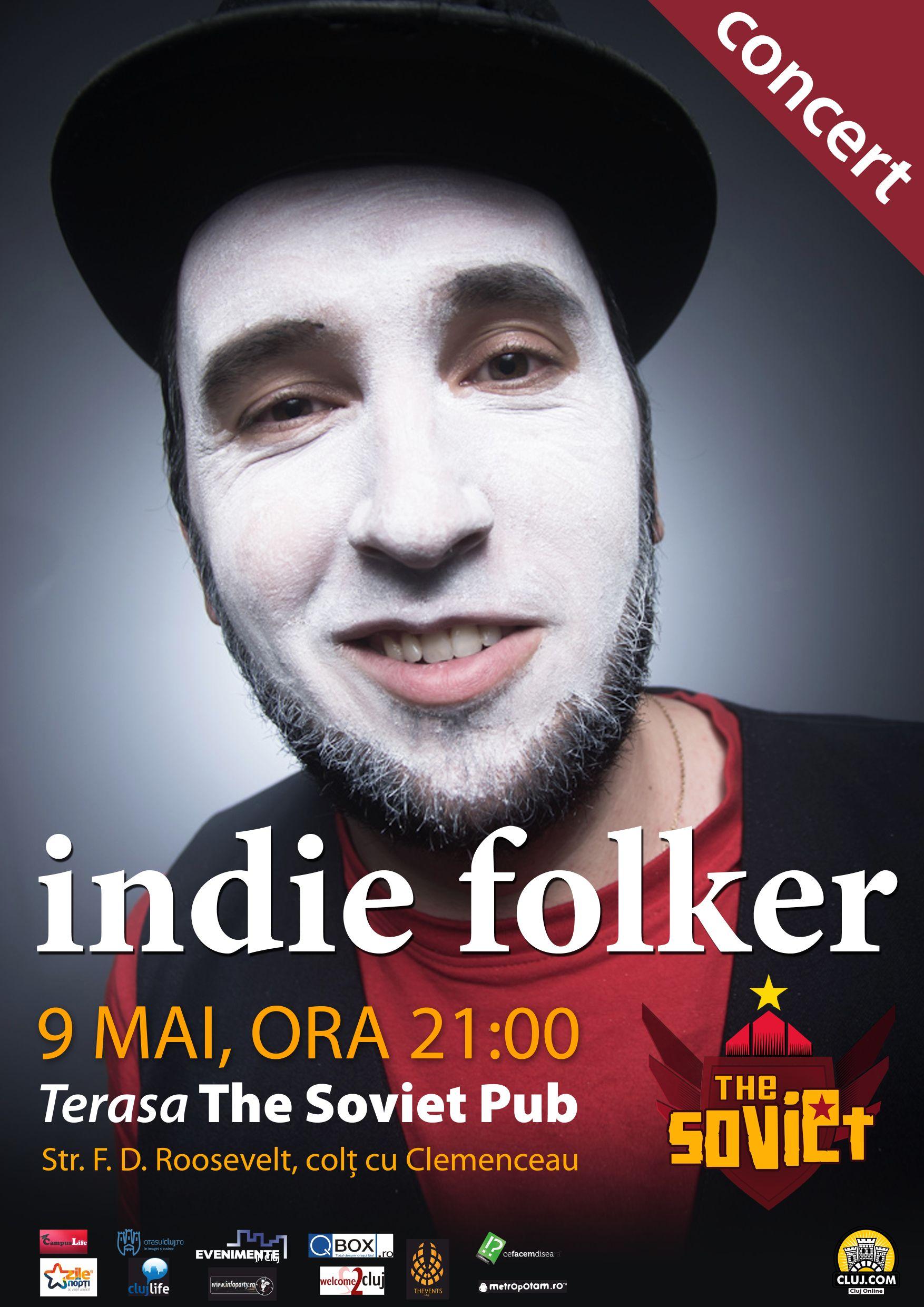 Indie Folker @ The Soviet