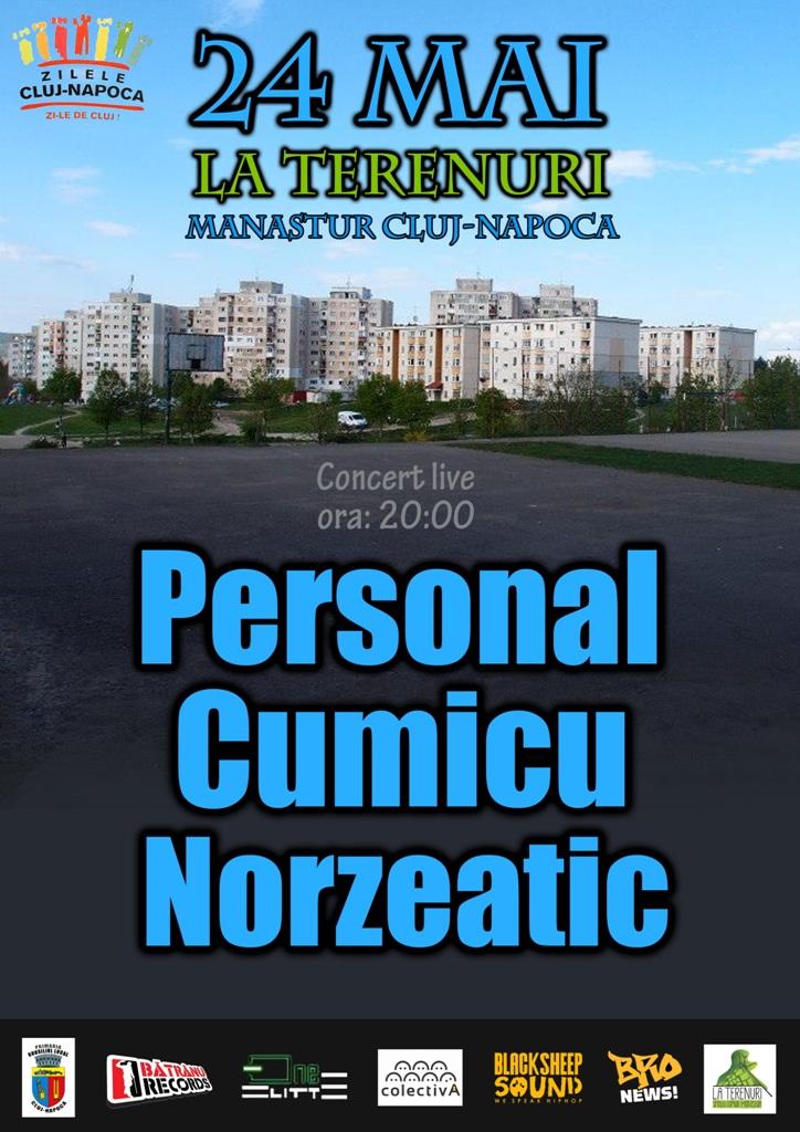 Norzeatic @ La Terenuri