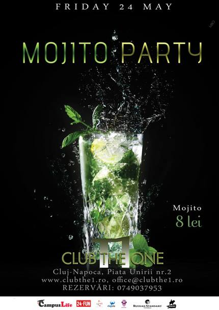 Mojito Party @ Club The One
