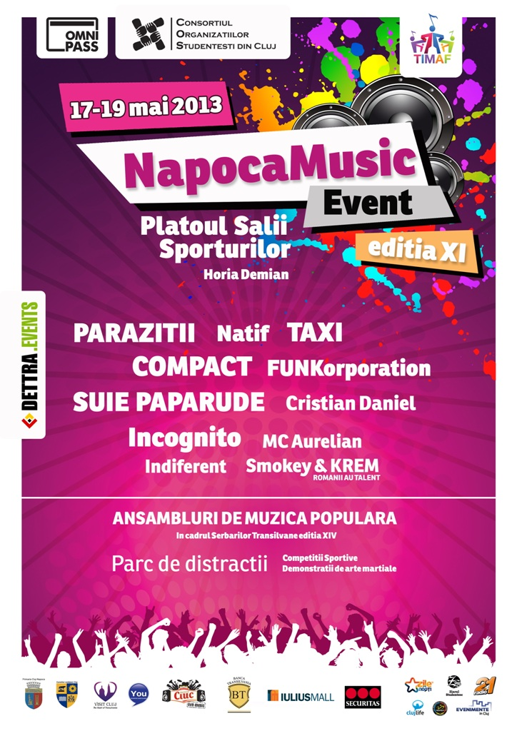Napoca Music Event 2013