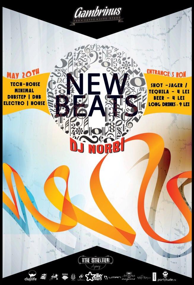 New Beats @ Gambrinus Pub