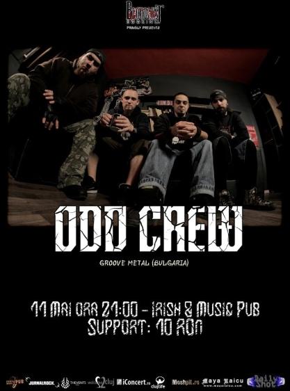 Odd Crew @ Irish & Music Pub