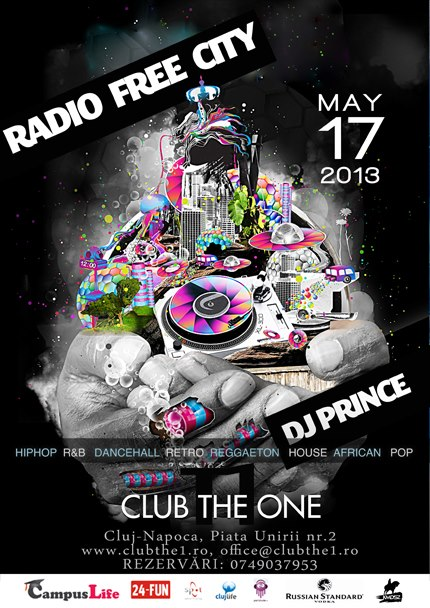 Radio Free City @ Club The One