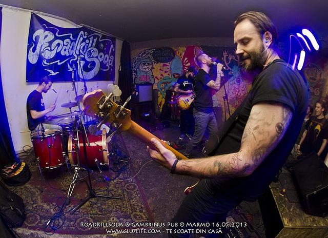 Poze: RoadkillSoda @ Gambrinus Pub