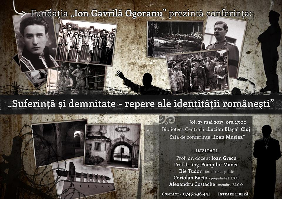 Suferinţă şi demnitate – repere ale identităţii româneşti