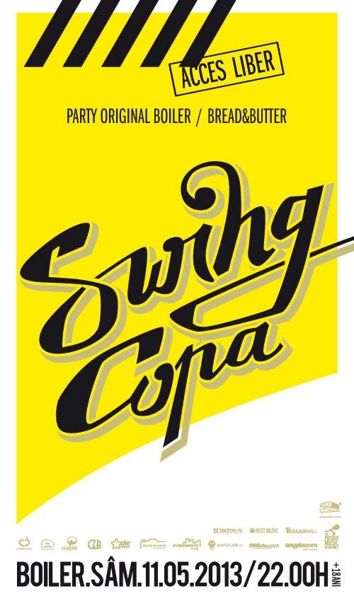 Swingcopa @ Boiler Club